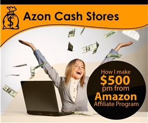 Amazon Cash Stores